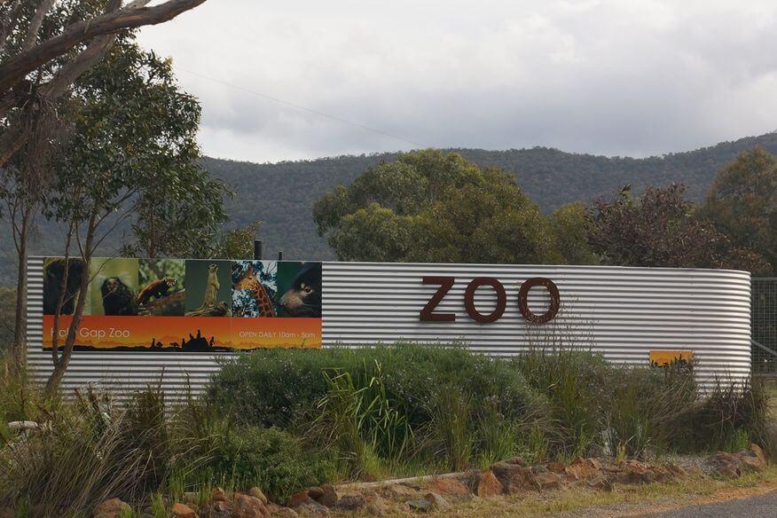 Halls Gap Wildlife Park and Zoo