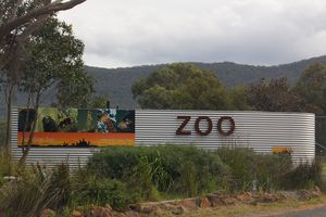 Halls Gap Wildlife Park and Zoo  Halls Gap