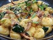 Gnocchi | Magdala Motor Lodge Lakeside Restaurant | Stawell, Grampians Region