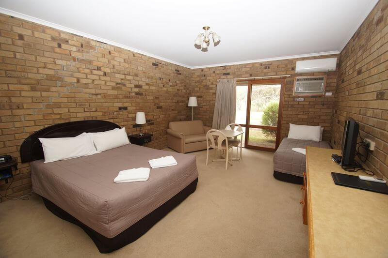 Standard Room Magdala Northern Grampians Motel Accommodation